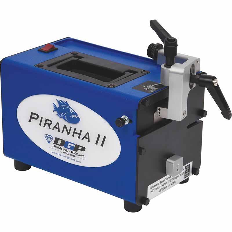 Piranha IIa Tungsten Electrode Grinder